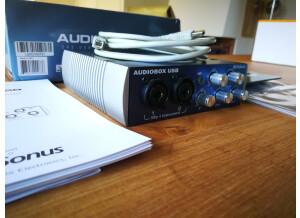 PreSonus AudioBox USB (87402)