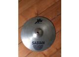 "Vends Cymbale SABIAN Xs20 Splash 10"""