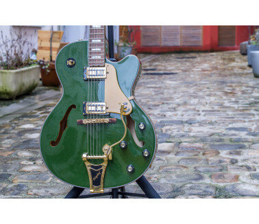 Epiphone Emperor Swingster Forest Green Metallic