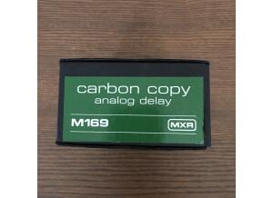 MXR M169 Carbon Copy Analog Delay (79450)
