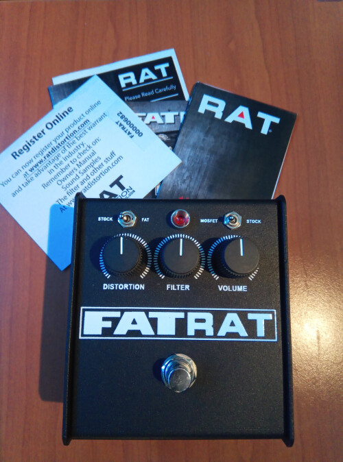 ProCo Sound Fat Rat (6091)