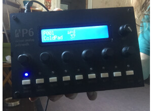 Audiothingies P6