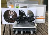 Vends M-Audio Fast Track Usb