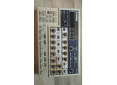 AKAI Force + DeckSaver, Vermona DRM1 MKIII, Yamaha AN200, Folktek Mescaline.