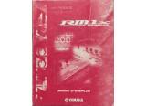 Cherche mode emploi d'origine (pas une copie) en FR Yamaha RM1X (rouge)