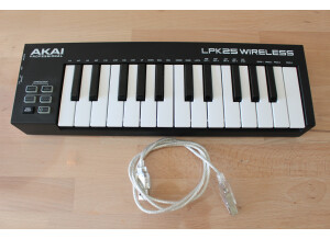 Akai Professional LPK25 Wireless