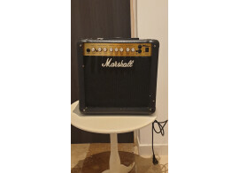 Vends ampli Marshall MG15DFX