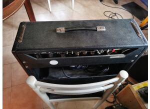"""Fender Deluxe Reverb """"Silverface"""" [1968-1982]"""