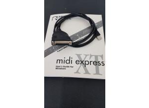 MOTU Midi Express XT
