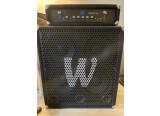 Vends ampli Bass Warwick Pro Fet 3.2 (300 W) complet : Tête + Caisson. Très bon état