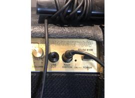 Vds tete d ampli Marshall Valvestate 100V model 8100 et enceinte Marshall lead 4x12 model 8412