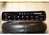 Bass amplifier TC ELECTRONIC (RH450 / RS210-8 / RS212-8)