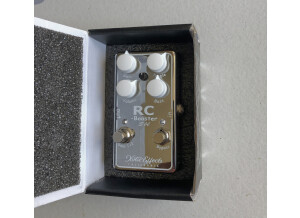 Xotic Effects RC Booster - Scott Henderson Signature Model
