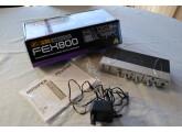 Vente multi-effet Behringer FX800