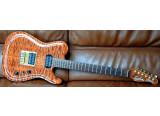 Guitare Godin Telecaster TC artisan signature