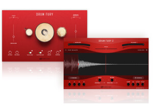 Sample Logic Drum Fury 2