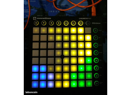 Novation Launchpad mk2 neuf.