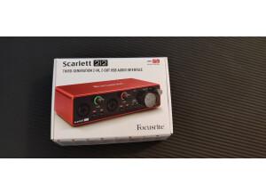 Focusrite Scarlett 2i2 G3