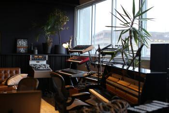 Instruments et matériels audio : Studio_SL_Synths