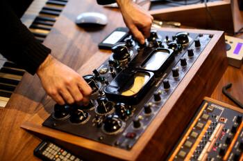Instruments et matériels audio : Studio_SL_SHMS