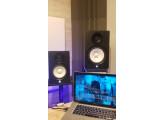 Vends monitors hs50 m (paire)