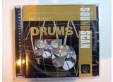 Vend double CD Soundscan 10 Accoustic Drums