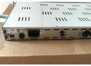 API Audio 5500 Dual Equalizer