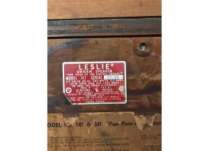Welson Cabine Leslie