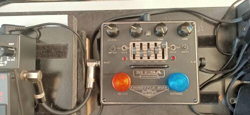 Boss MT-2 Metal Zone (35990)