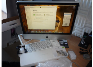 "Apple iMac 24"" Core 2 Duo 3,06 Ghz"