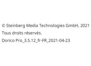 Steinberg Dorico Pro 3