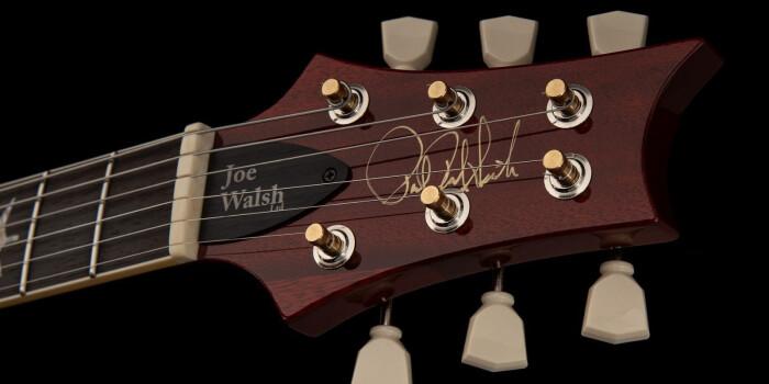 Joe Walsh McCarty 594headstock