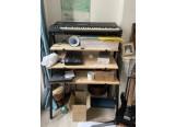 Vends stand 4 claviers Jaspers Aluminium : Keyboard Stand 4D-105B