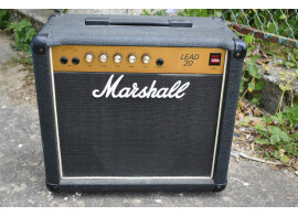 Marshall Lead 20 (made in England, 1980's)