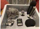 Vend enregistreur zoom f1 + accessoires + 3 micros