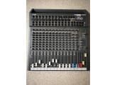 Vends table de mixage Soundcraft Spirit Folio SX.