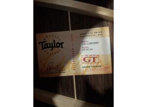 Taylor GT 811e