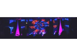 ECRAN LEDS PRO STARWAY STARFRAME 38 DALLES 3 SCANBOX 2 PROCESSEURS