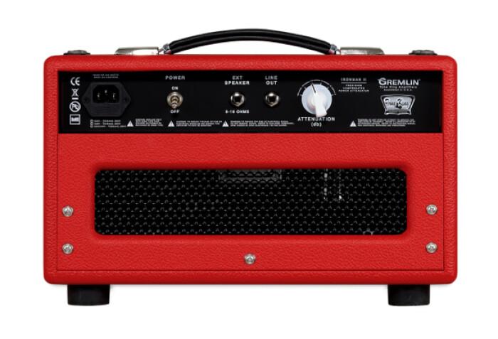 back amp