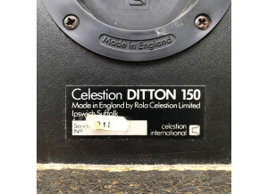 Celestion Ditton 150*