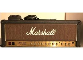 Tête Marshall Jcm800 Brown face 50W