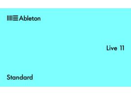 Transfert de Licence Ableton Live 11 STANDARD
