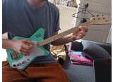 Loog Electric Mini + Housse / Guitare 3 cordes