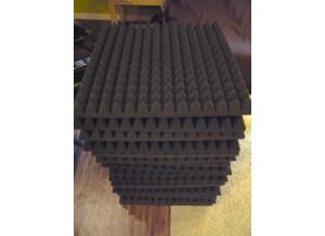"""Auralex Studiofoam Pyramid 2"""""""