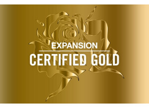 Native Instruments Certified Gold