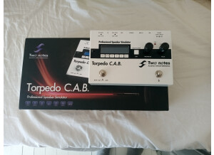 Two Notes Audio Engineering Torpedo C.A.B. (Cabinets in A Box) (94127)