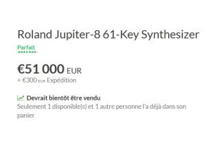 Roland Jupiter-8 (76180)