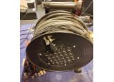Vends multipaire analogique Pro Snake 24 in / 8 out 30 mètres + touret