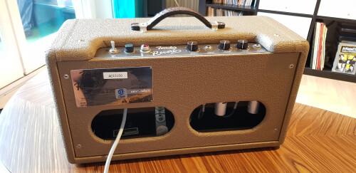 Fender Vintage Reissue '63 Tube Reverb (20988)