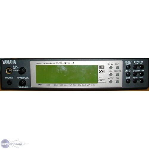 Yamaha MU80 (66689)